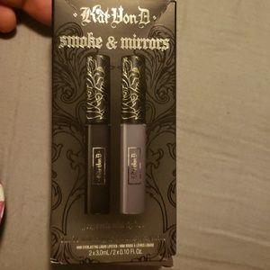 Kat Von D Smoke&Mirrors mini duo